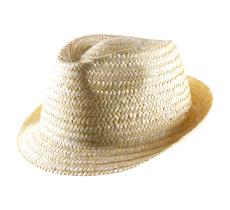 Nude Trilby Paille