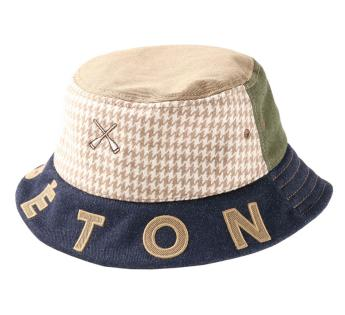 Bucket Hat Winter Houndst Béton ciré